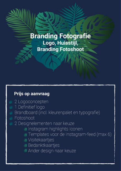 Branding Fotografie